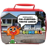 Personalised Darwin Gumball Insulated Lunch Bag