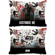 Personalised Star Wars Rogue One Darth Vader Rectangle Cushion - 45x30cm