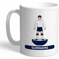 Personalised Tottenham Hotspur FC Player Figure Mug