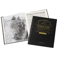 Personalised World War 1 Centenary Pictorial Edition Newspaper Book