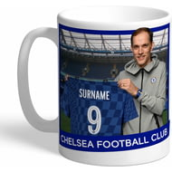 Personalised Chelsea FC Manager Mug
