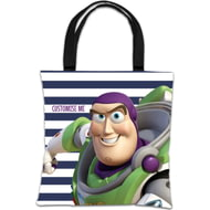 Personalised Toy Story Buzz Lightyear Tote Bag