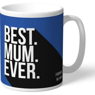 Personalised Sheffield Wednesday Best Mum Ever Mug