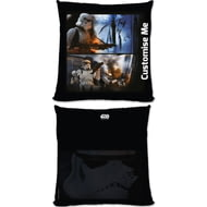 Personalised Star Wars Rogue One Stormtrooper Cushion - 45x45cm