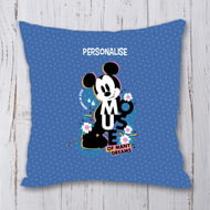 Personalised Disney Mickey Mouse Many Dreams Cushion - 45x45cm