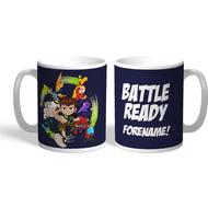 Personalised Ben 10 Battle Ready Mug
