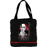 Personalised Star Wars Execution Trooper Last Jedi Spray Paint Tote Bag