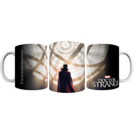 Personalised Marvel Doctor Strange 'Window' Mug