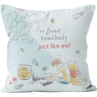 Personalised Winnie The Pooh Just Like Me Cushion - 45x45cm