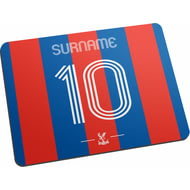 Personalised Crystal Palace FC Retro Shirt Mouse Mat