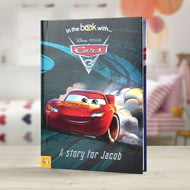 Personalised Disneys Cars 3 Story Book