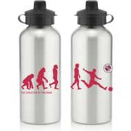 Personalised Reading FC Evolution Water Bottle
