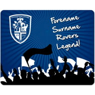 Personalised Featherstone Rovers Legend Mouse Mat