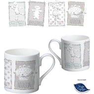 Personalised In The Night Garden Magic Garden Balmoral Mug