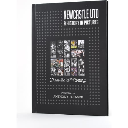 Personalised Newcastle United: A History In Pictures