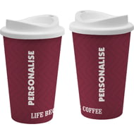 Personalised Coffeehouse Express Style Reusable Coffee Cup