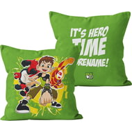 Personalised Ben 10 Group Cushion - 45x45cm