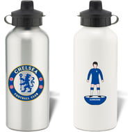 Personalised Chelsea FC Player Figure Water Bottle
