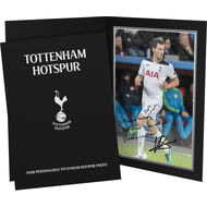 Personalised Tottenham Hotspur FC Vertonghen Autograph Photo Folder