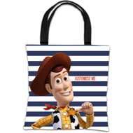 Personalised Toy Story Woody Tote Bag