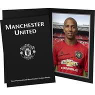 Personalised Manchester United FC Young Autograph Photo Folder