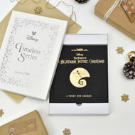 Personalised Timeless Nightmare Before Christmas Book