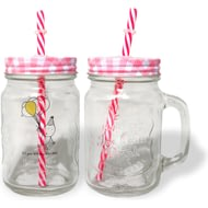 Personalised Chilli & Bubbles Birthday Red Lid Mason Jar