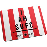 Personalised Sheffield United FC I Am Mouse Mat