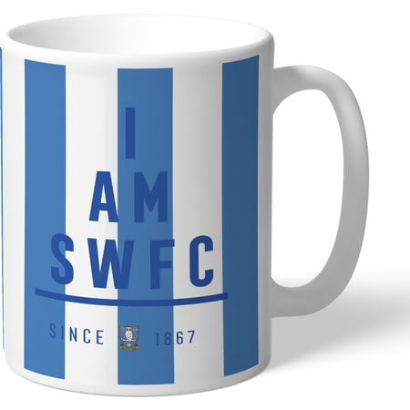 Personalised Sheffield Wednesday I Am Mug