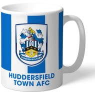 Personalised Huddersfield Town AFC Bold Crest Mug