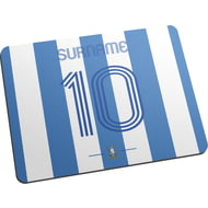 Personalised Sheffield Wednesday Retro Shirt Mouse Mat