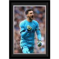 Personalised Tottenham Hotspur FC Lloris Autograph Photo Framed