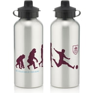 Personalised Burnley Evolution Water Bottle
