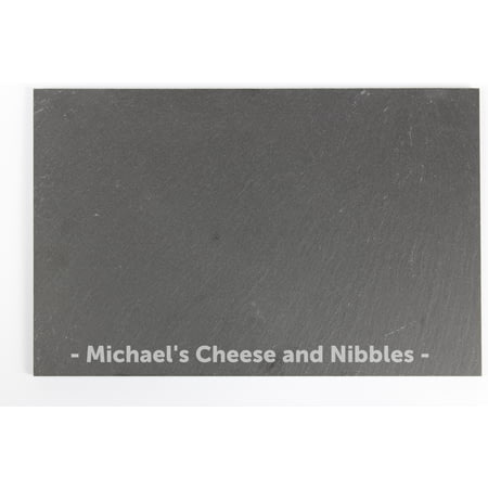 Personalised Engraved Slate Cheeseboard/Placemat