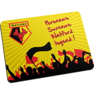 Personalised Watford FC Legend Mouse Mat