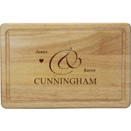 Personalised Special Couple Chopping Board