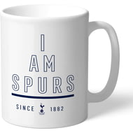 Personalised Tottenham Hotspur I Am Mug