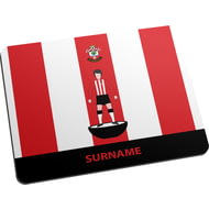 Personalised Southampton FC Player Figure Mouse Mat