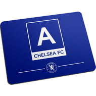 Personalised Chelsea FC Monogram Mouse Mat