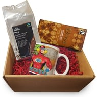 Personalised Mega Dad Coffee Hamper