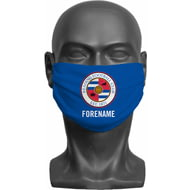 Personalised Reading FC Crest Adult Face Mask
