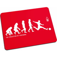 Personalised Nottingham Forest FC Evolution Mouse Mat