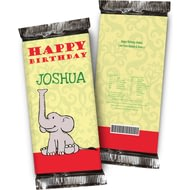 Personalised Child's Birthday Boy Chocolate Bar