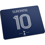 Personalised Tottenham Hotspur Retro Shirt Mouse Mat