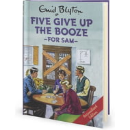 Personalised Five Give Up The Booze Story Book