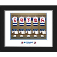 Personalised Reading FC Dressing Room Photo Folder