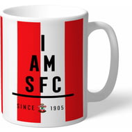 Personalised Southampton I Am Mug