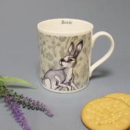 Personalised Watership Down Chunky Balmoral Mug - Fiver